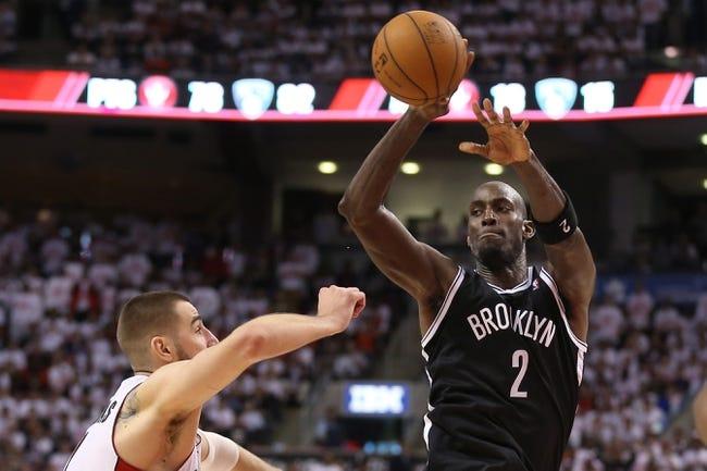 Toronto Raptors vs. Brooklyn Nets - 4/22/14