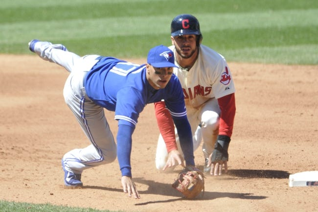 Cleveland Indians vs. Toronto Blue Jays MLB Pick, Odds, Prediction 4/20/14