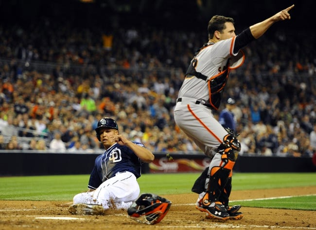 San Diego Padres vs. San Francisco Giants MLB Pick, Odds, Prediction 4/20/14