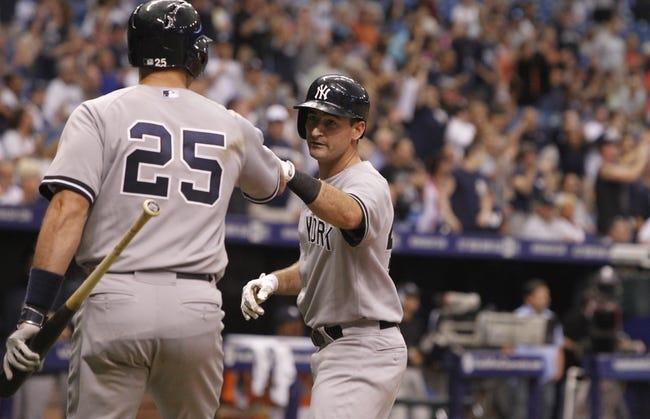 New York Yankees vs. Tampa Bay Rays Pick-Odds-Prediction - 5/2/14