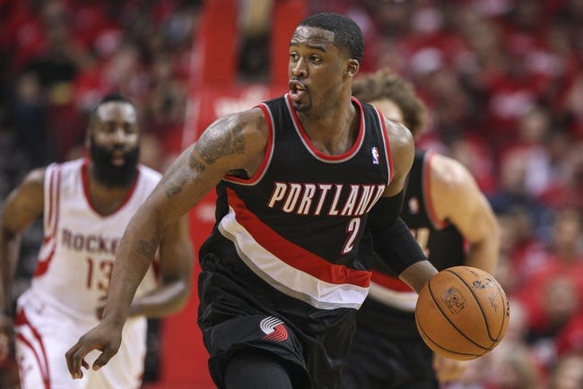Portland Trail Blazers at Houston Rockets NBA Pick, Odds, Prediction - 4/23/14 Game Two