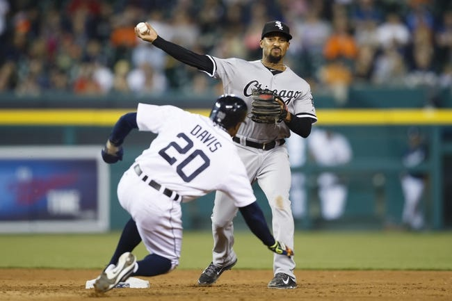 Detroit Tigers vs. Chicago White Sox MLB Pick, Odds, Prediction 4/22/14