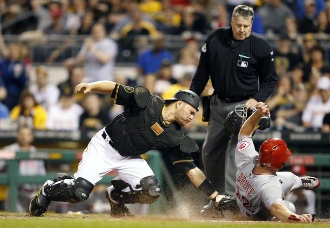 Pittsburgh Pirates vs. Cincinnati Reds MLB Pick, Odds, Prediction 4/22/14