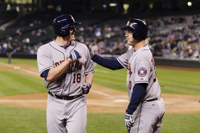 Seattle Mariners vs. Houston Astros MLB Pick, Odds, Prediction - 4/22/14