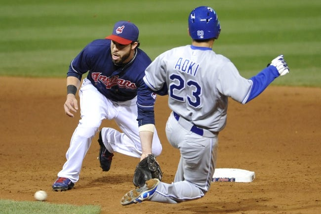 Cleveland Indians vs. Kansas City Royals MLB Pick, Odds, Prediction 4/23/14
