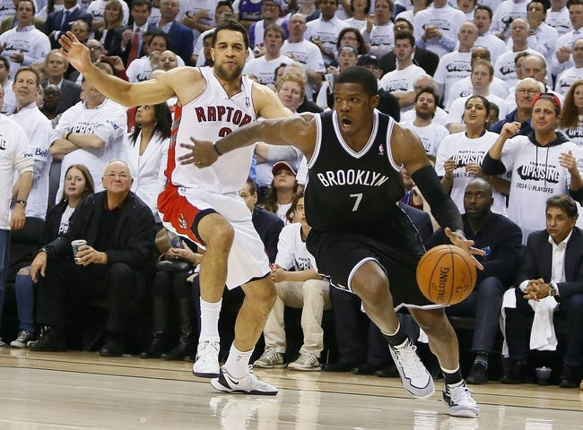 Toronto Raptors at Brooklyn Nets NBA Pick, Odds, Prediction - 4/25/14 Game Three
