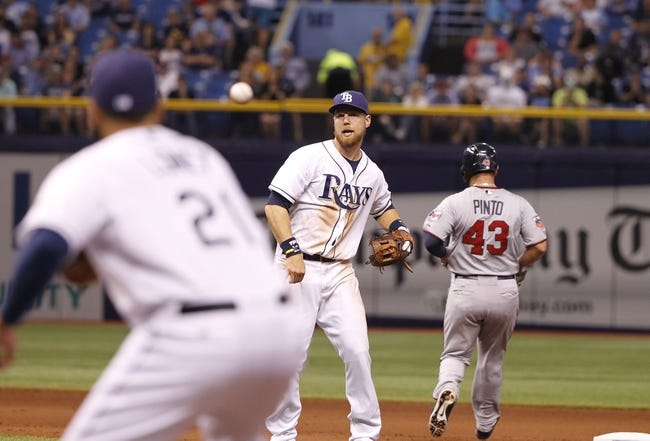 Tampa Bay Rays vs. Minnesota Twins Pick-Odds-Prediction - 4/23/14
