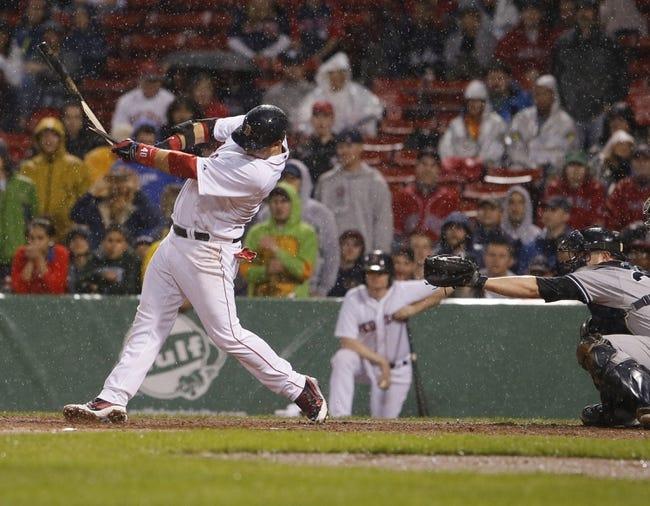 Boston Red Sox vs. New York Yankees Pick-Odds-Prediction - 4/23/14