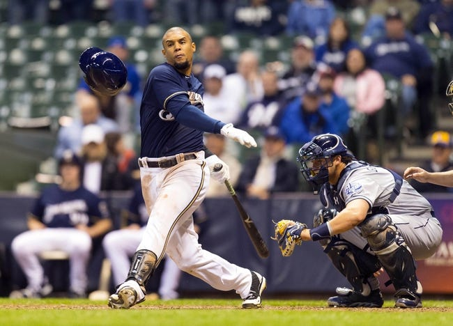 Milwaukee Brewers vs. San Diego Padres MLB Pick, Odds, Prediction 4/23/14