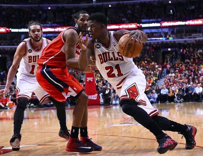 Chicago Bulls at Washington Wizards NBA Pick, Odds, Prediction - 4/25/14 Game Three
