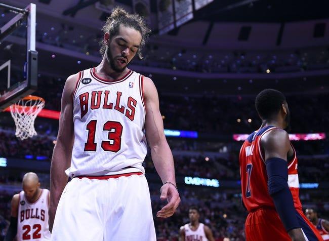 Washington Wizards vs. Chicago Bulls - 4/25/14