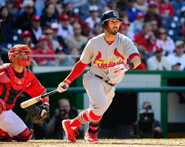 St. Louis Cardinals vs. Washington Nationals Pick, Odds, Prediction 6/13/14