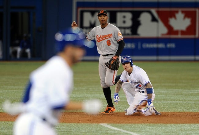 Toronto Blue Jays vs. Baltimore Orioles MLB Pick, Odds, Prediction 4/24/14