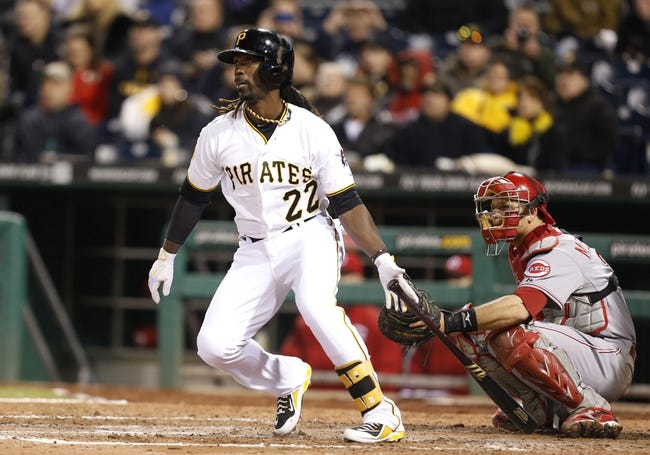 Pittsburgh Pirates vs. Cincinnati Reds MLB Pick, Odds, Prediction 4/24/14