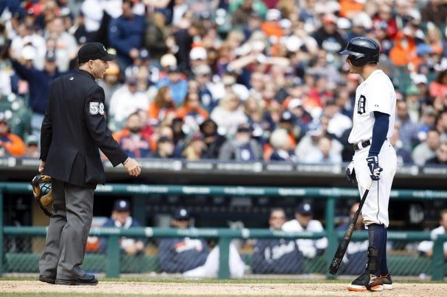 Chicago White Sox vs. Detroit Tigers MLB Pick, Odds, Prediction 4/29/14