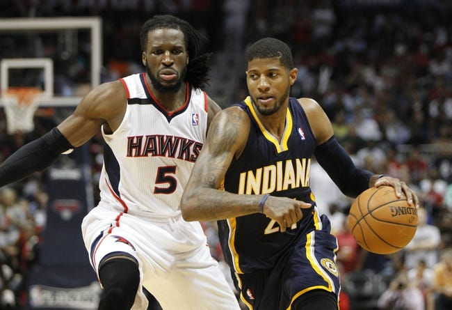 Indiana Pacers at Atlanta Hawks NBA Pick, Odds, Prediction - 4/26/14 Game Four