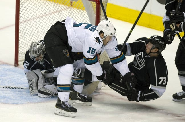 Los Angeles Kings at San Jose Sharks Pick-Odds-Prediction - 4/26/14