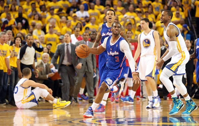 Golden State Warriors vs. Los Angeles Clippers - 4/27/14