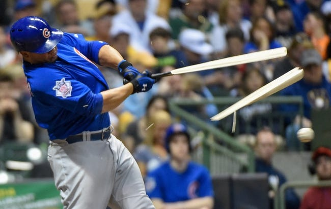 Milwaukee Brewers vs. Chicago Cubs MLB Pick, Odds, Prediction - 4/26/14