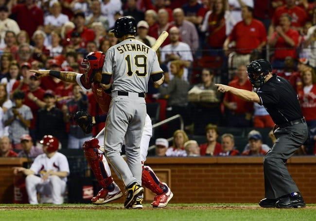 St. Louis Cardinals vs. Pittsburgh Pirates MLB Pick, Odds, Prediction - 4/26/14