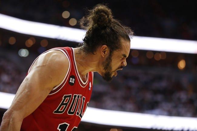 Washington Wizards vs. Chicago Bulls - 4/27/14