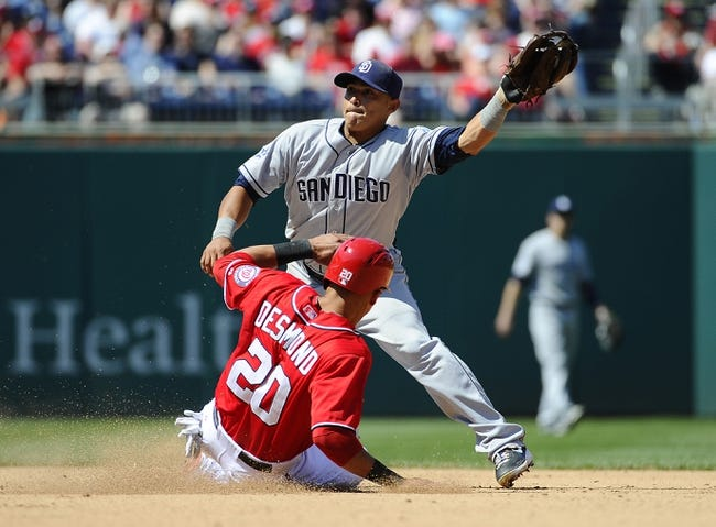 Washington Nationals vs. San Diego Padres Pick-Odds-Prediction - 4/27/14
