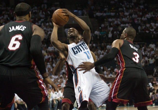Charlotte Bobcats vs. Miami Heat - 4/28/14
