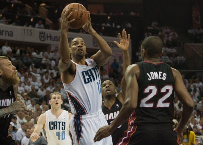 Miami Heat at Charlotte Bobcats NBA Pick, Odds, Prediction - 4/28/14 Game Four
