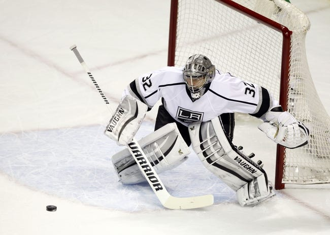 San Jose Sharks at Los Angeles Kings Pick-Odds-Prediction - 4/28/14