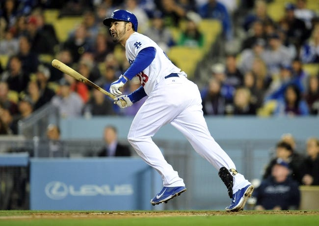 Los Angeles Dodgers vs. Colorado Rockies Pick-Odds-Prediction - 4/27/14