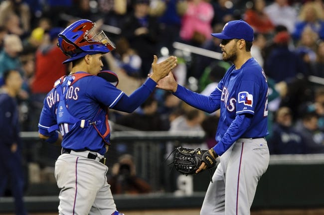 Seattle Mariners vs. Texas Rangers MLB Pick, Odds, Prediction - 4/27/14