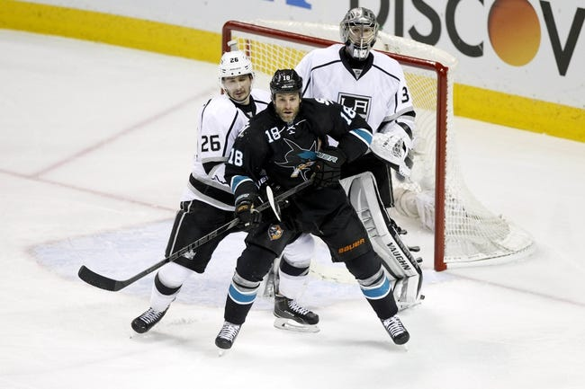 Los Angeles Kings vs. San Jose Sharks - 4/28/14