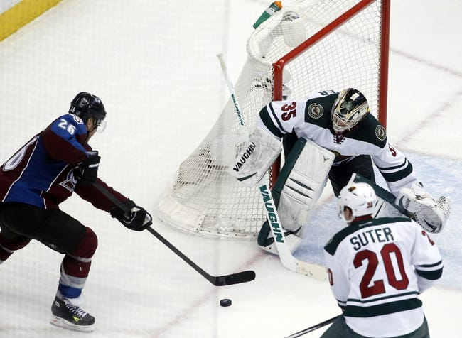 Colorado Avalanche at Minnesota Wild Pick-Odds-Prediction - 4/28/14