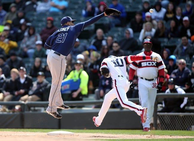 Chicago White Sox vs. Tampa Bay Rays MLB Pick, Odds, Prediction 4/28/14