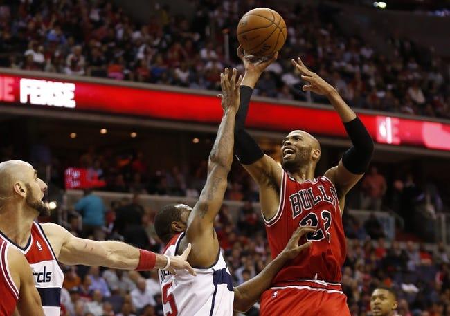 Washington Wizards at Chicago Bulls NBA Pick, Odds, Prediction - 4/29/14 Game Five