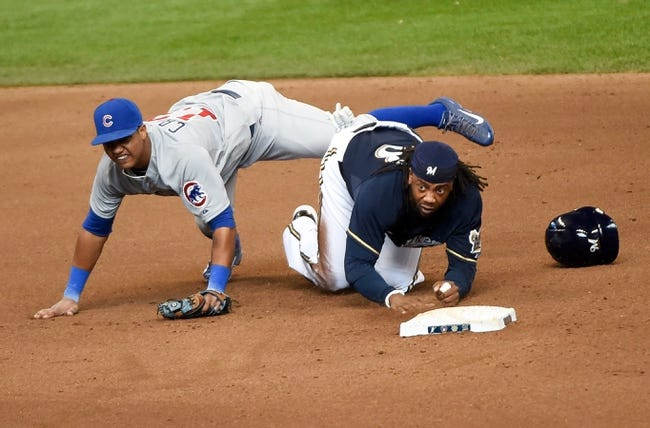 Chicago Cubs vs. Milwaukee Brewers Pick-Odds-Prediction - 5/16/14