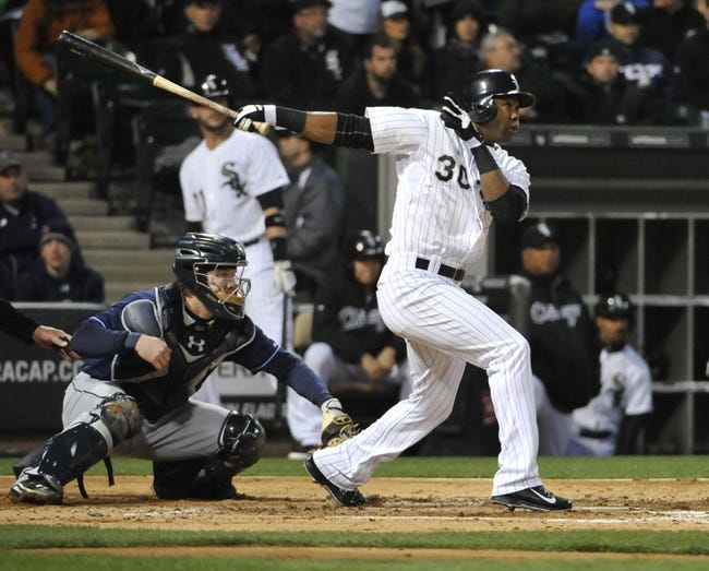 Tampa Bay Rays vs. Chicago White Sox MLB Pick, Odds, Prediction - 9/20/14