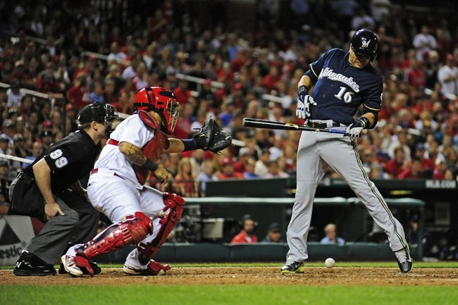 St. Louis Cardinals vs. Milwaukee Brewers MLB Pick, Odds, Prediction 4/29/14