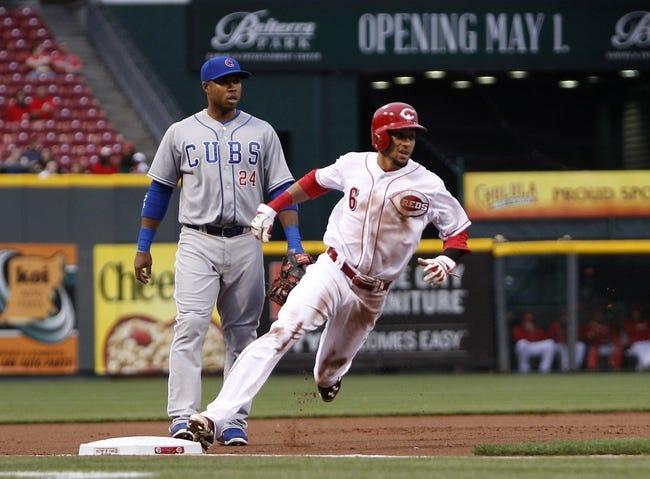 Cincinnati Reds vs. Chicago Cubs MLB Pick, Odds, Prediction 4/30/14
