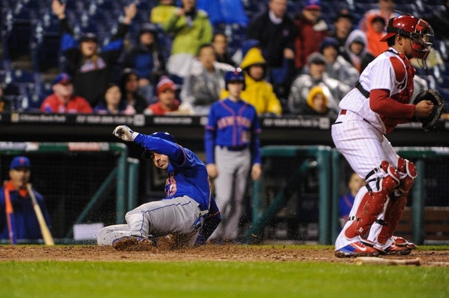 Philadelphia Phillies vs. New York Mets MLB Pick, Odds, Prediction - 4/30/14