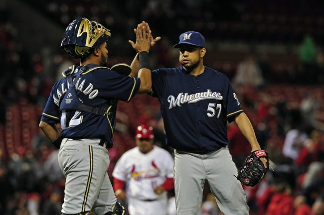 St. Louis Cardinals vs. Milwaukee Brewers Pick-Odds-Prediction - 4/30/14