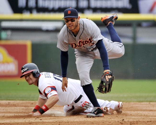 Chicago White Sox vs. Detroit Tigers Pick-Odds-Prediction - 6/9/14