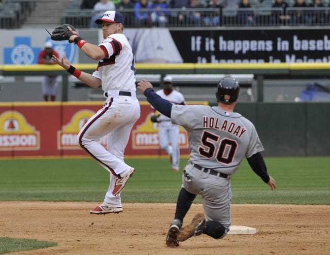 Chicago White Sox vs. Detroit Tigers MLB Pick, Odds, Prediction - 6/11/14
