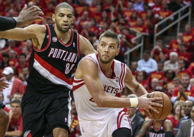 Houston Rockets at Portland Trail Blazers NBA Pick, Odds, Prediction - 5/2/14 Game Six