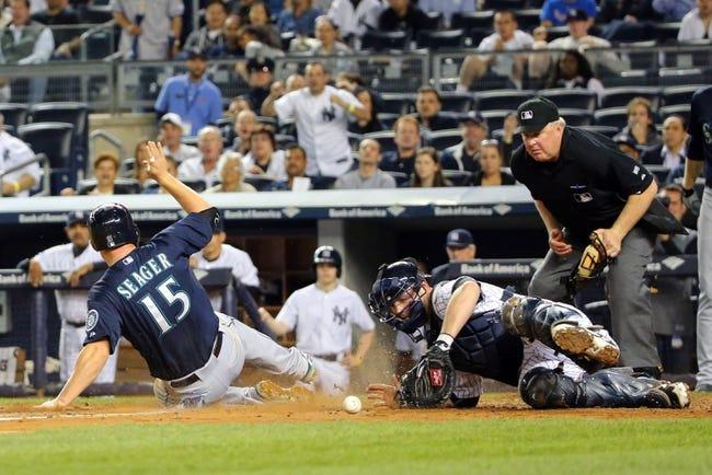 New York Yankees vs. Seattle Mariners MLB Pick, Odds, Prediction - 6/2/14