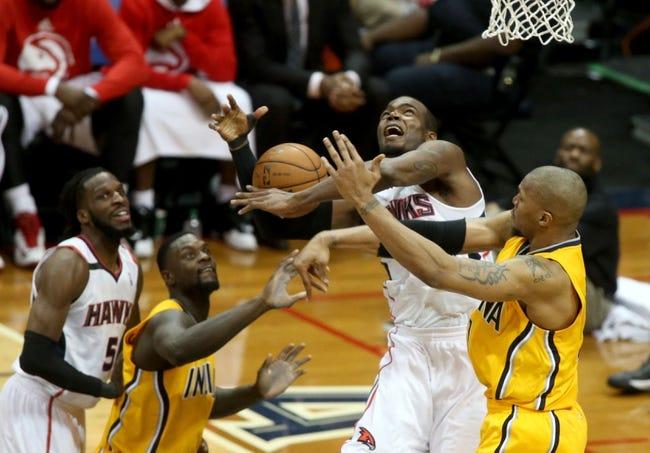 Atlanta Hawks at Indiana Pacers NBA Pick, Odds, Prediction - 5/3/14 Game Seven