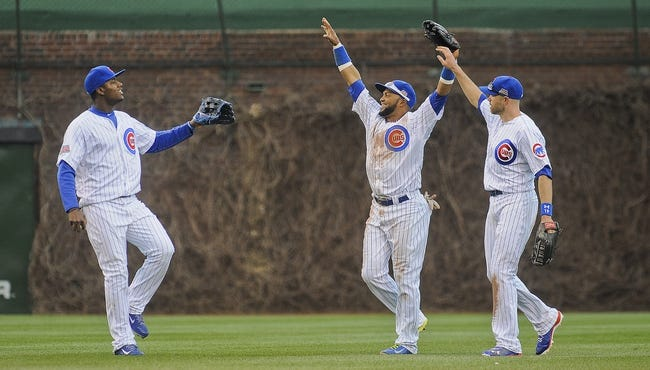 Chicago Cubs vs. St. Louis Cardinals MLB Pick, Odds, Prediction - 5/4/14