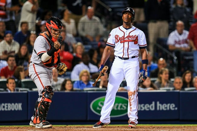 Atlanta Braves vs. San Francisco Giants Pick-Odds-Prediction - 5/3/14