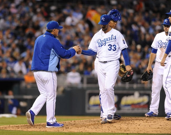 Colorado Rockies at Kansas City Royals MLB Pick, Odds, Prediction - 5/13/14
