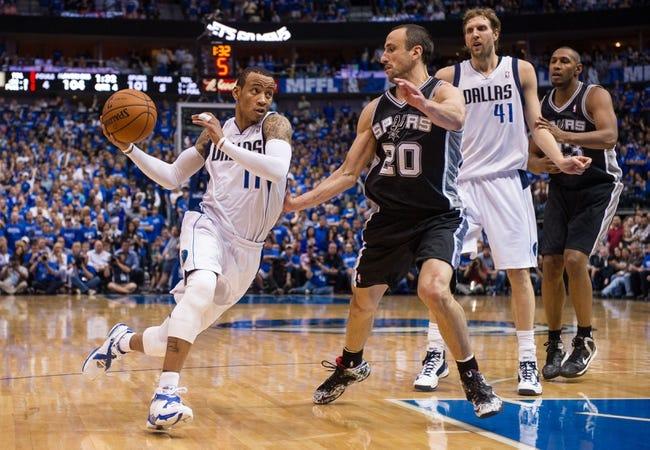Dallas Mavericks at San Antonio Spurs NBA Pick, Odds, Prediction - 5/4/14 Game Seven